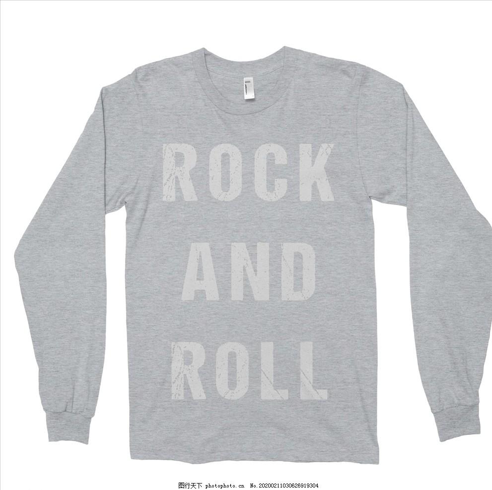T恤样机,冬天T恤,冬季长袖,T恤效果图,男装T恤,T恤图案,T恤展示