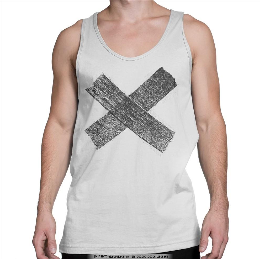 背心样机,背心效果图,男装背心,背心图案,背心展示,背心设计,背心图案设计